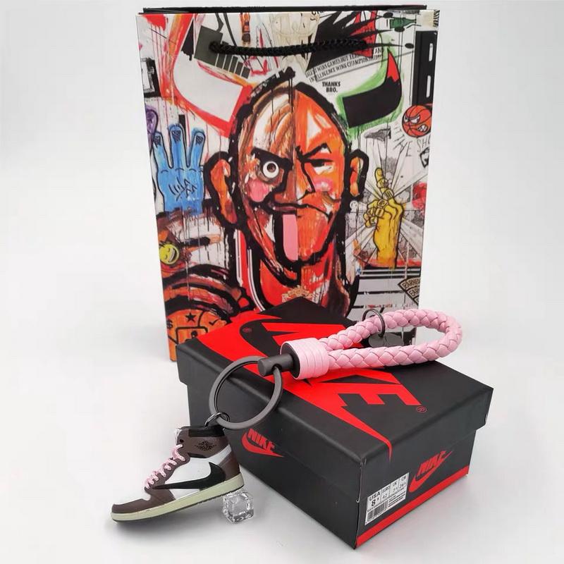 3D sneakers key chain-008