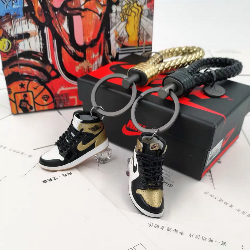 3D sneakers key chain-014