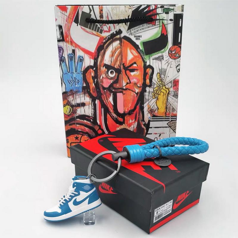 3D sneakers key chain-018