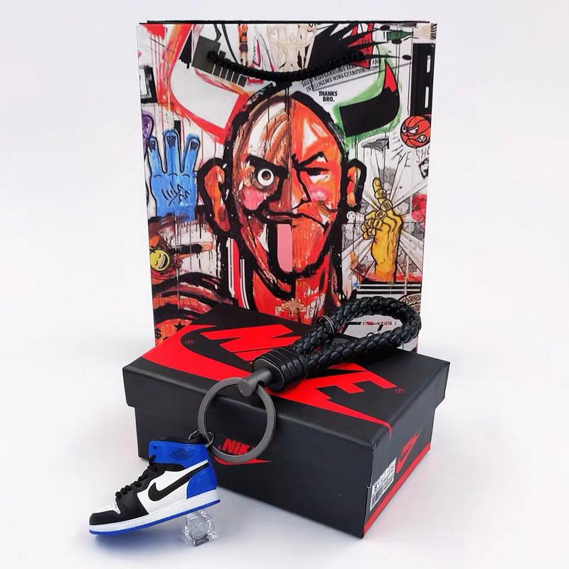 3D sneakers key chain-021