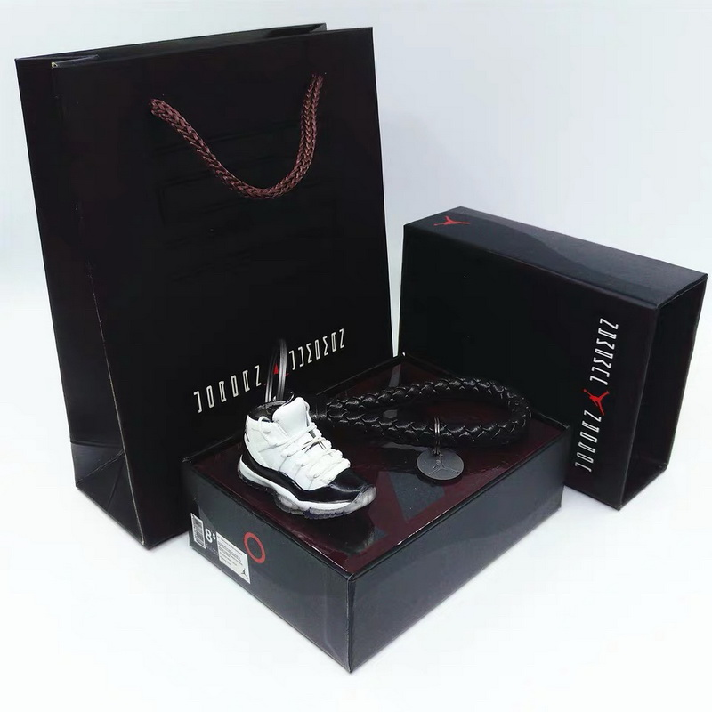 3D sneakers key chain-040