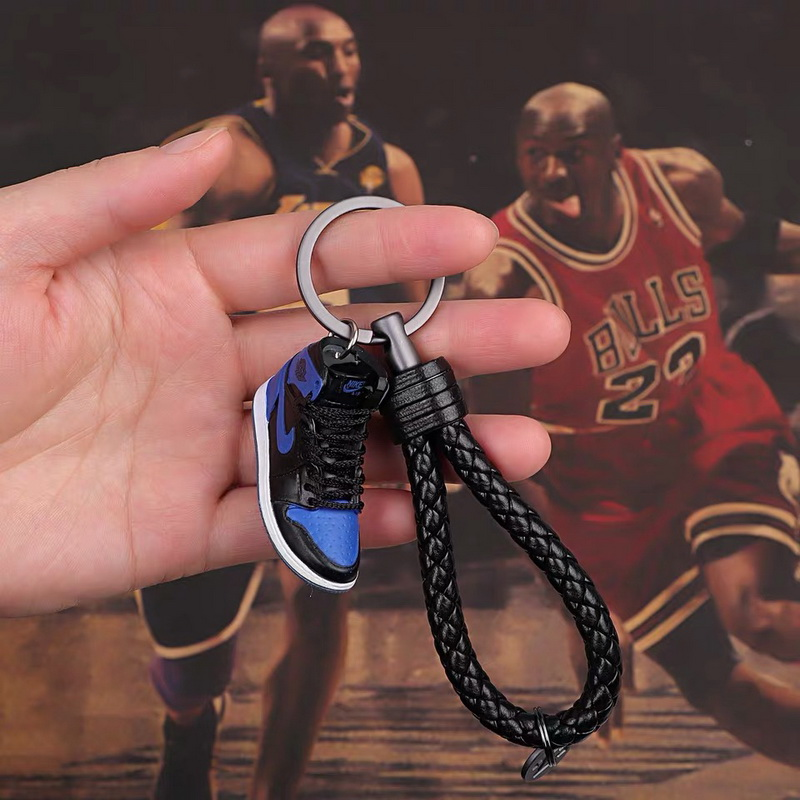 3D sneakers key chain-044
