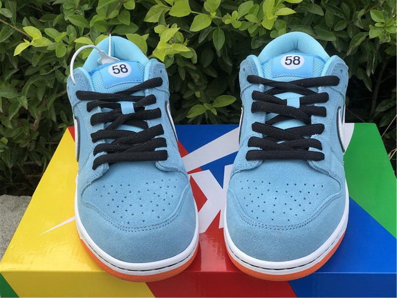 Authentic Nike SB Dunk Low Pro Club 58 Gulf x WE CLUB 58