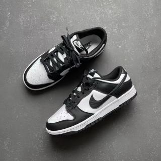 Authentic Nike Dunk Low WMNS Black White