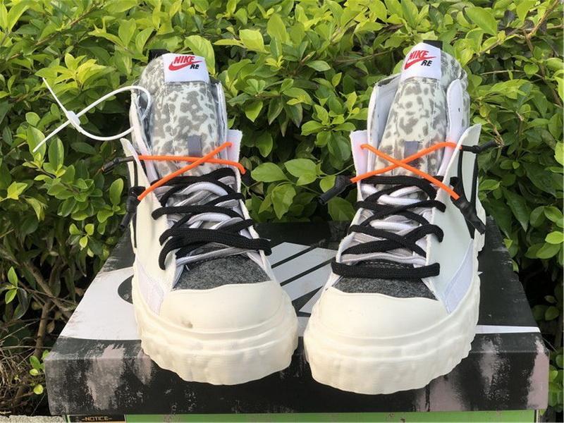 Authentic READYMADE x Nike Blazer Mid CZ3589-100