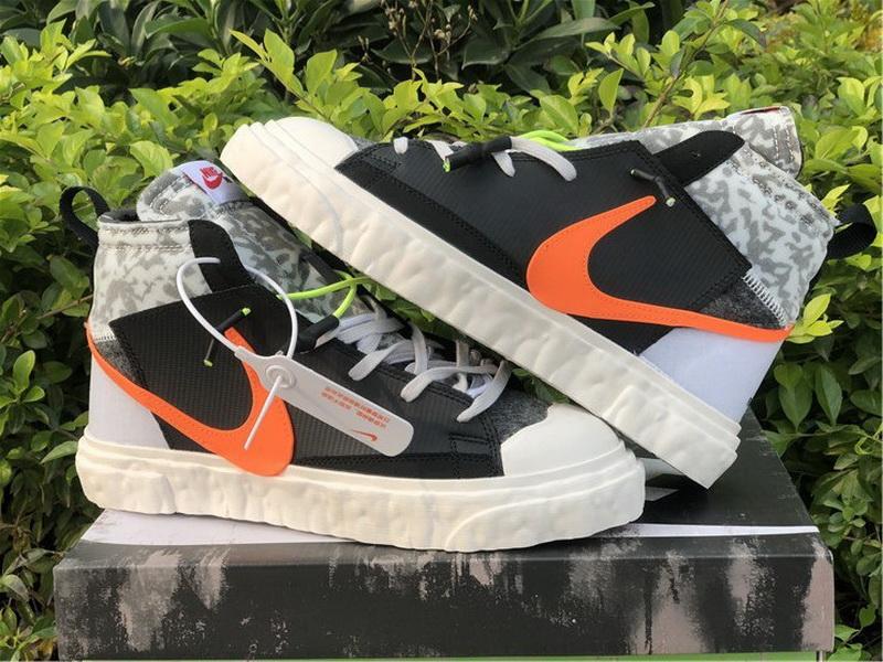 Authentic READYMADE x Nike Blazer Mid CZ3589-001