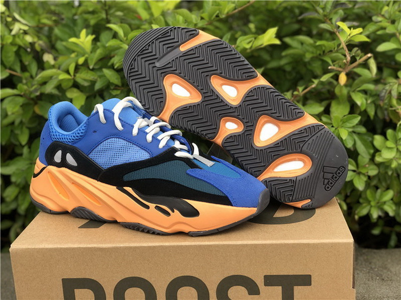 """Authentic Yeezy Boost 700 """"Bright Blue"""""""