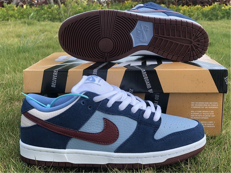 Authentic Nike Dunk SB Dunk Low x FTC Finally 20 Year
