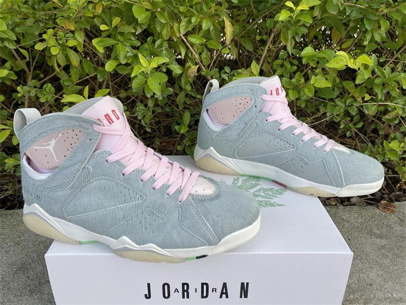 "Authentic Air Jordan 7 ""Hare 2.0"""