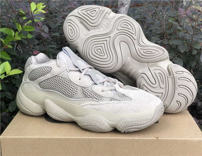 """Authentic Yeezy 500 """"Taupe Light"""""""