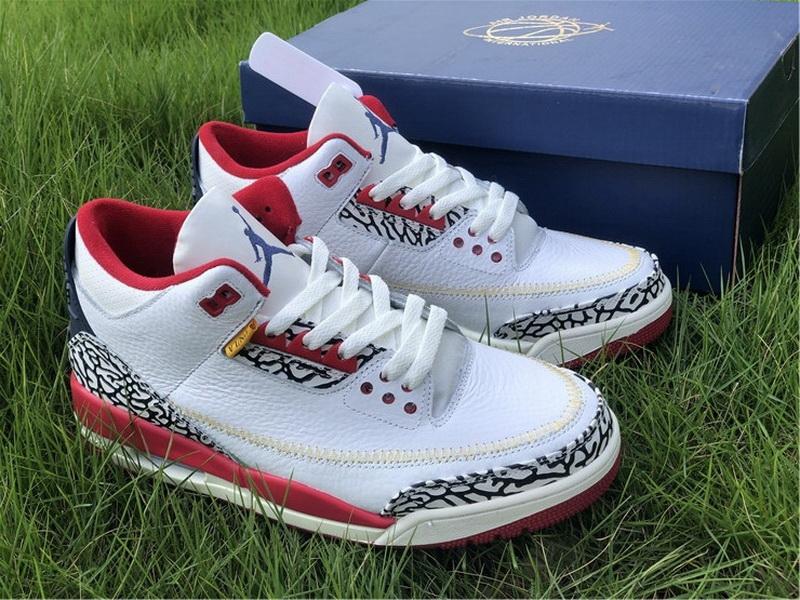 Authentic Air Jordan 3 new color
