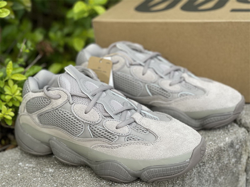 Authentic Yeezy Boost 500 Ash Grey