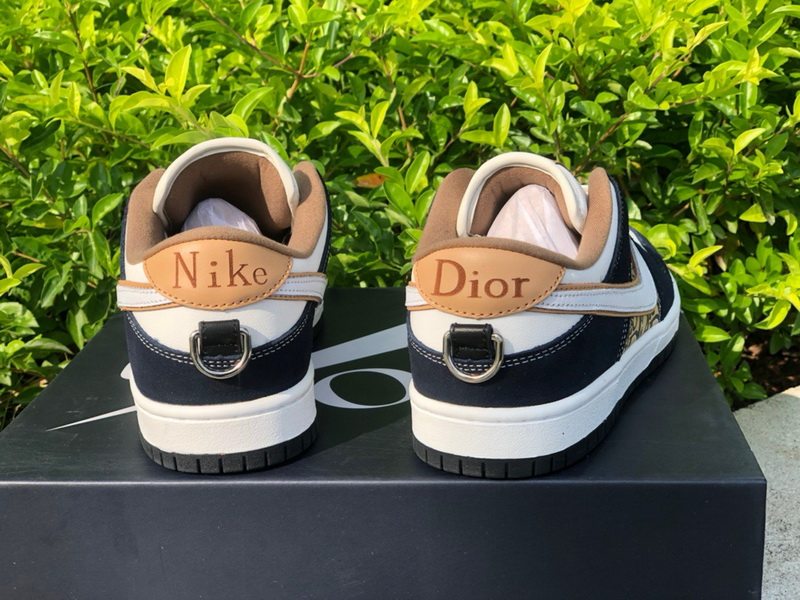 Dior x Dunk SB Low Custom made-002