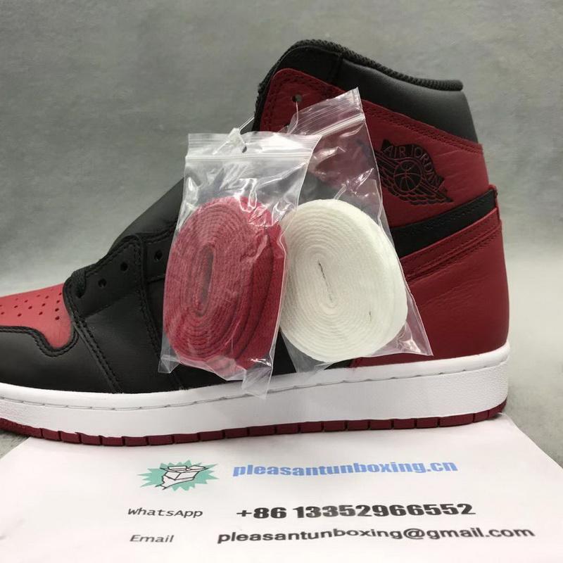 Authentic Air  Jordan 1 Retro Banned